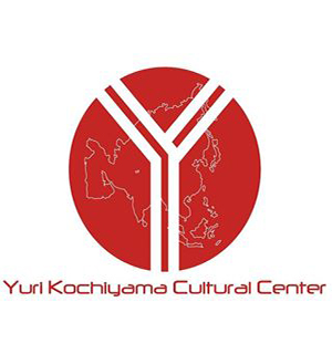 the logo for Yuri Kochiyama Cultural Center