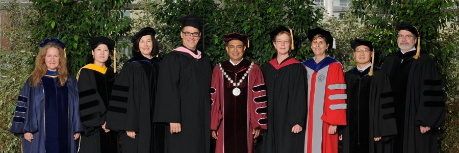 2015 UMass Amherst award recipients