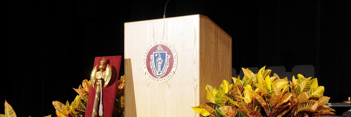 UMass Amherst Faculty Convocation