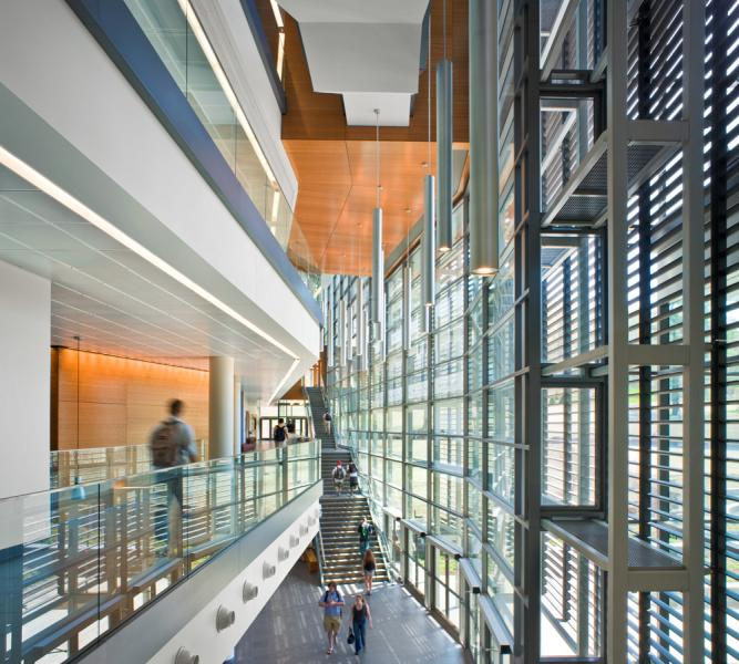 Integrated Sciences Building Facilities Campus Services Umass Amherst