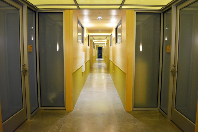 Main Corridor - Courtesy of the Massachusetts Daily Collegian