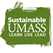 thumbnail, Sustainable UMass logo