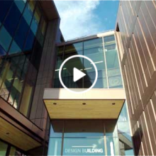 UMass Amherst Opens New Design Building with View Dynamic Glass