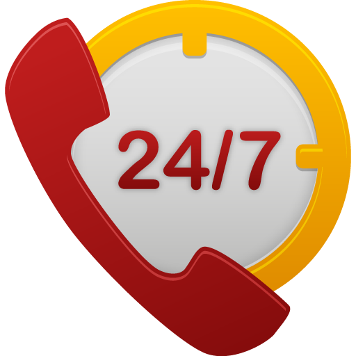 Image of 24/7 hotline