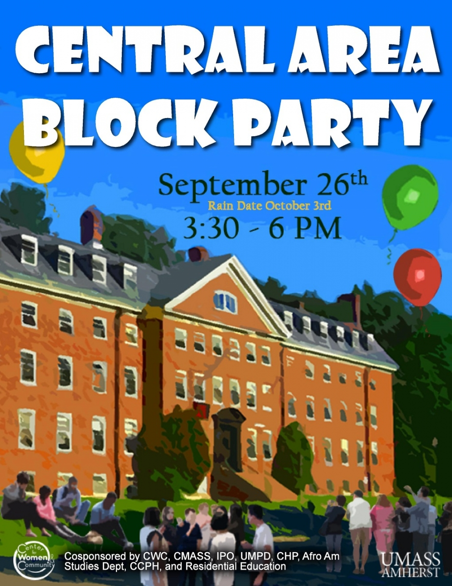Central Area Block Party