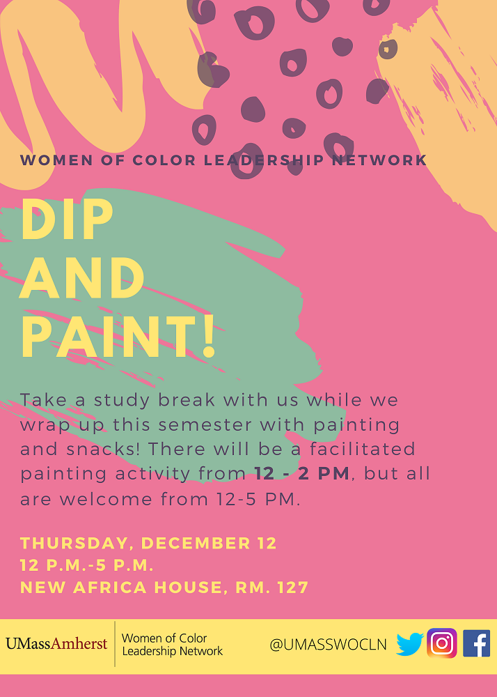 WOCLN Dip and Paint Event