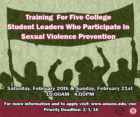 Sexual Violence Prevention Training