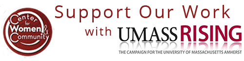 Support the CWC with UMass Rising Fundraising Campaign