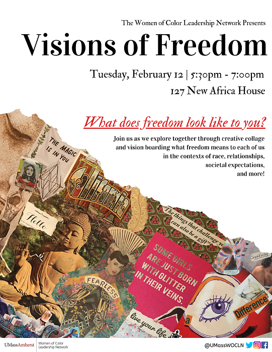 WOCLN Visions of Freedom Flyer