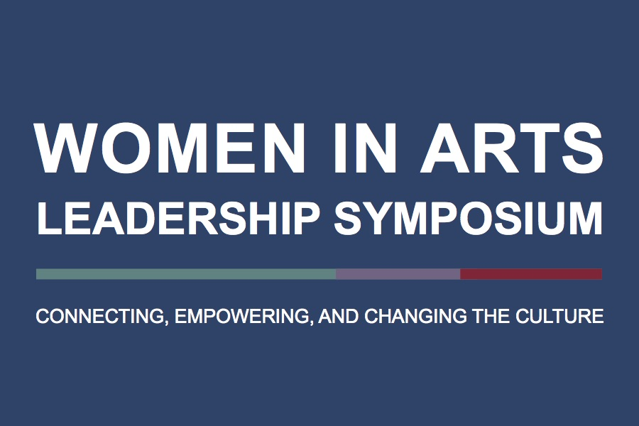 Women in Arts Leadership Symposium