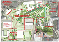 Campus Core Utilities, Landscapping and Accessibility Project