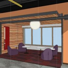 Worcester Commons Nook Rendering