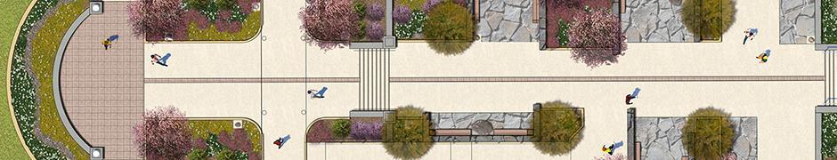 Morrill Courtyard Utilities