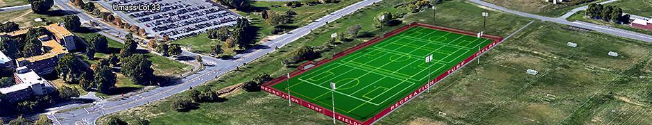 Campus Recreation Turf Fields