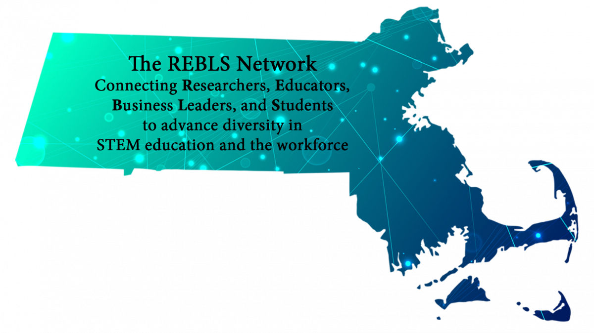 The REBLS Network. Connecting Researchers, Educators, Business Leaders, and Students to advance diversity in STEM education and the workforce.