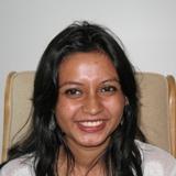 Portrait of Anamika Sen