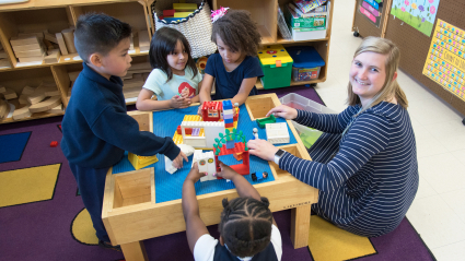 Elementary Education program at UMass Amherst