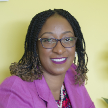headshot of Jonique Childs