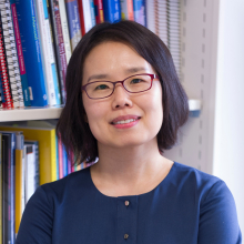 Portrait of Associate Professor Seon Yeong Yu