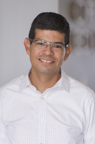 Headshot of Gerardo Blanco-Ramirez smiling