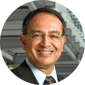 Kumble R. Subbaswamy, Chancellor, UMass Amherst