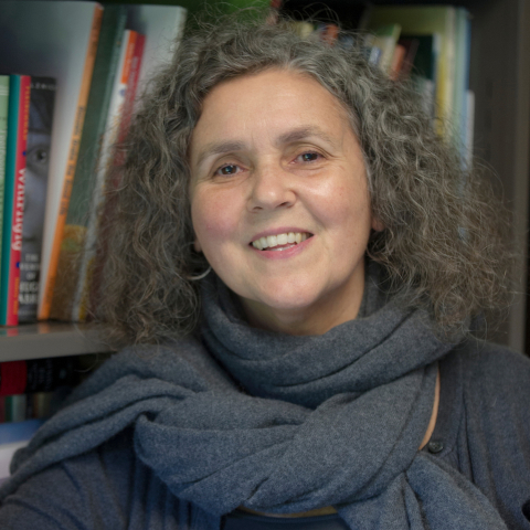 Maria Jose Botehlo at UMass Amherst College of Education