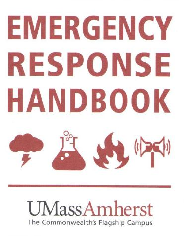 Download A Copy Of The Emergency Response Handbook