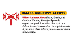 How will you be notified of an emergency on campus?
