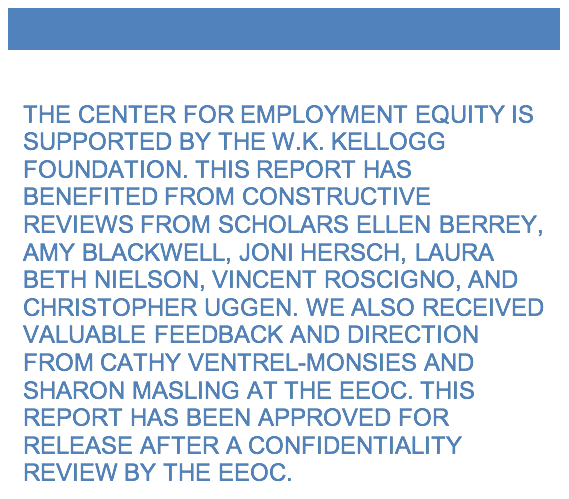 umass.edu - Employer's Responses to Sexual Harassment | Center for Employment Equity