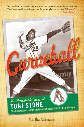 Image of Martha Ackmann's book, Curveball