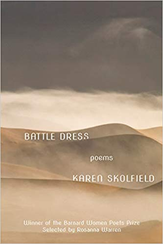 Image of Karen Skofield's book, Battle Dress