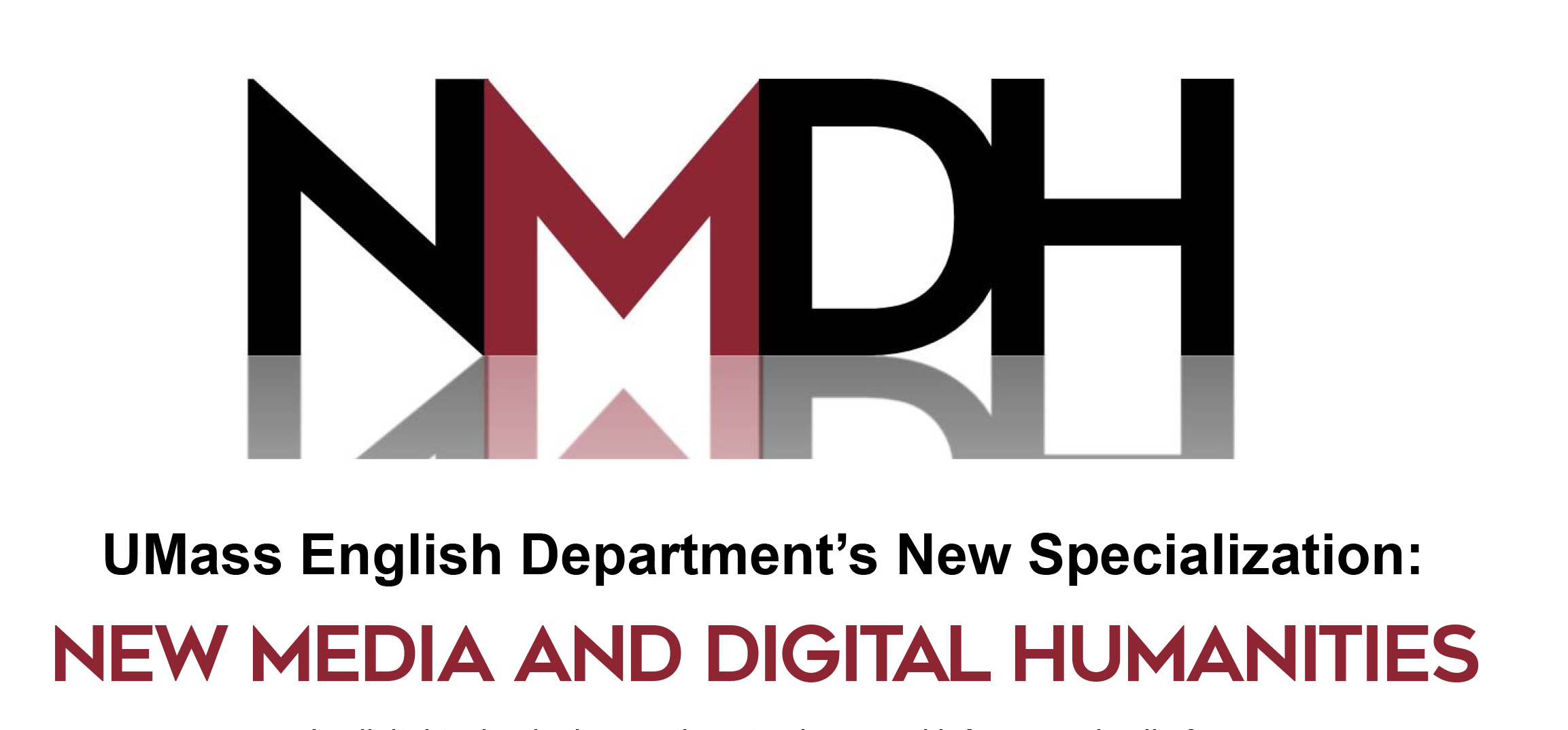 New Media and Digital Humanities Logo