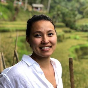 Headshot of Veronique Lee