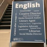 Image of Possible English Careers