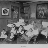 Sketch of Hull House Nursery