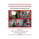 Book Cover of Literacy Leadership by Bruce Penniman et al.