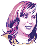 New York Times artwork of Natasha Trethewey