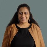 Headshot of Sharanya Sridhar