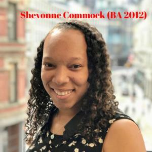 Headshot of Shevonne Commock