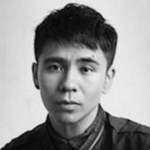 Headshot of Ocean Vuong, featured reader at the Amherst Poetry Festival