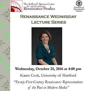 Flyer of Karen Cook lecture