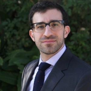 Headshot of Joshua Teplitsky
