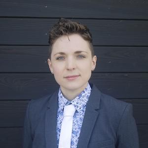 Headshot of Catherine Elliot Tisdale