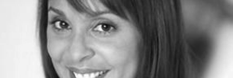 Headshot of Natasha Trethewey
