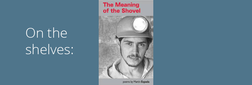 "image of book jacket, ""The Meaning of the Shovel"""