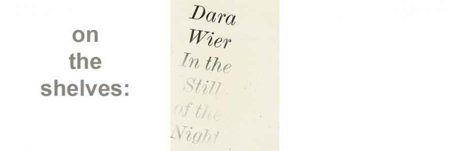 "image of book jacket, ""In The Still Of The Night"""