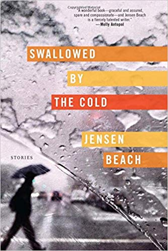 Book cover: Swallowed By the Cold