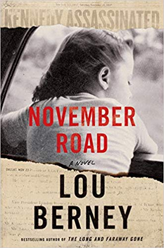 Book Cover: November Road