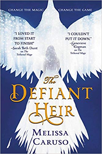 Book Cover: The Defiant Heir