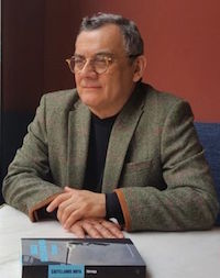Author photo Horacio Castellanos Moya